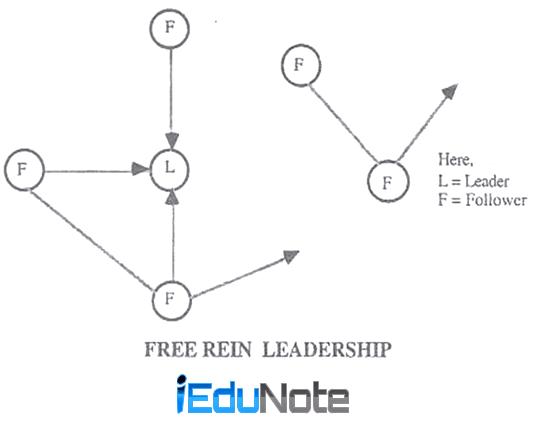 define free rein leadership