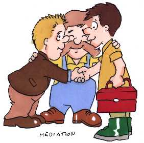Mediator and Mediation of Third Party in Negotiation