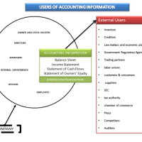 Who are the Accounting Information Users