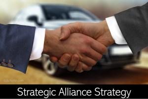 Strategic Alliance Strategy
