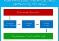 Environmental Analysis: Examining Organizational Environment