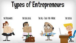 Nine Types of Entrepreneurship