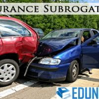 How Principle of Subrogation is Implied in Insurance