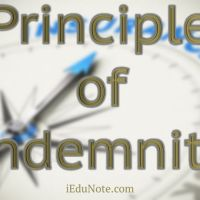 How Principle of Indemnity Works in Insurance