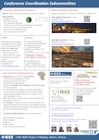 Conference Coordination – IEEE Region 8