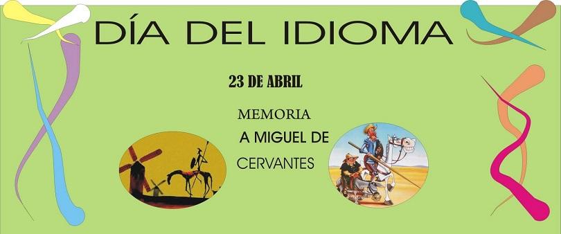 Celebracion Del Dia Del Idioma 23 De Abril Iefangel Org
