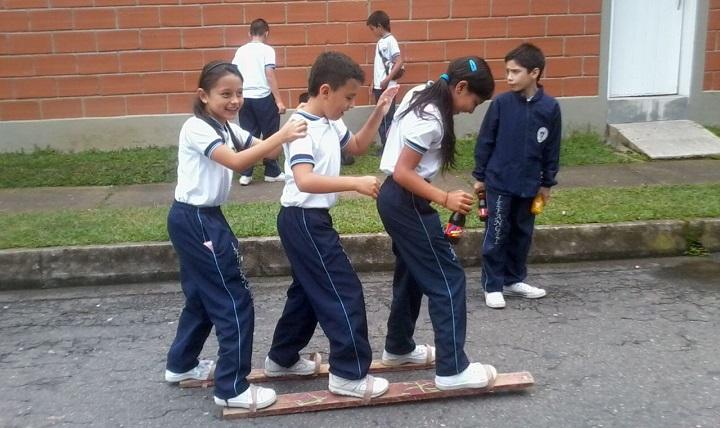 Los Juegos Recreativos De La Calle Iefangel Org