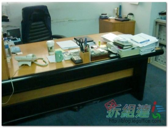 辦公家具-主管桌
