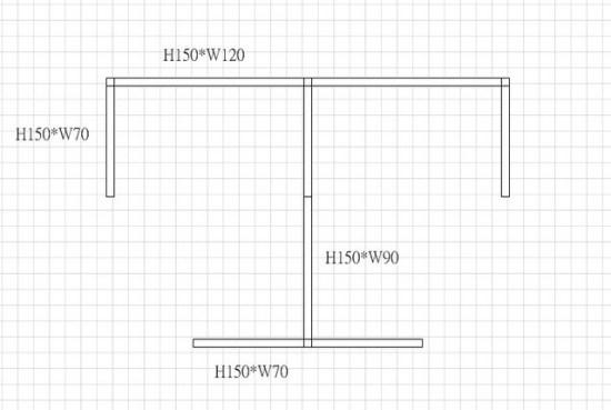 辦公室空間規劃圖