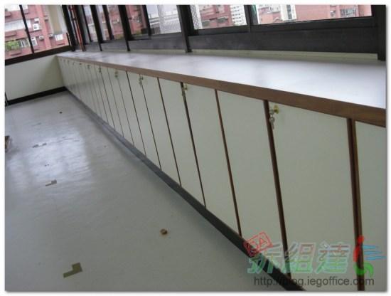 辦公室裝修-木櫃