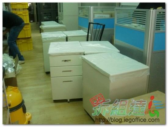 OA辦公家具,活動袖箱