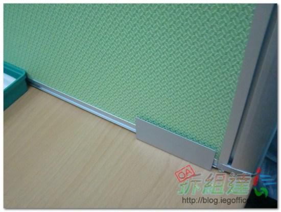 辦公家具-桌上屏風