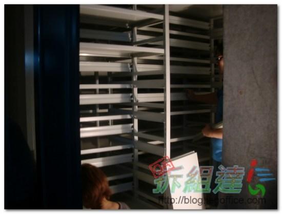 OA辦公家具-移動櫃