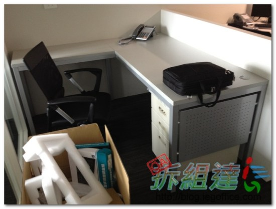 OA辦公家具,獨立桌