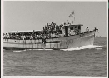 Mariel boatlift, 1980