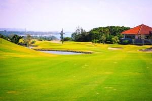 沖縄貸切バス ゴルフ