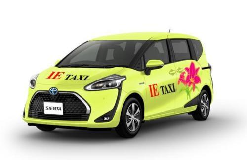 伊江島 タクシー