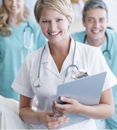 Βοηθός Νοσηλευτικής Γενικής Νοσηλείας