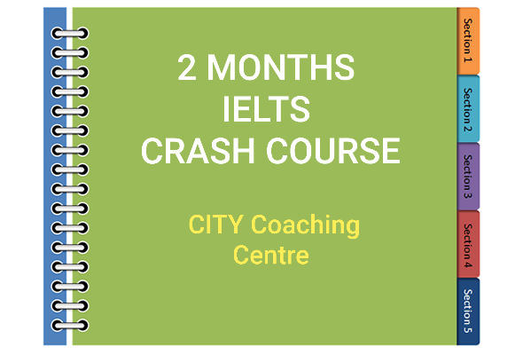 2 Months IELTS Training course