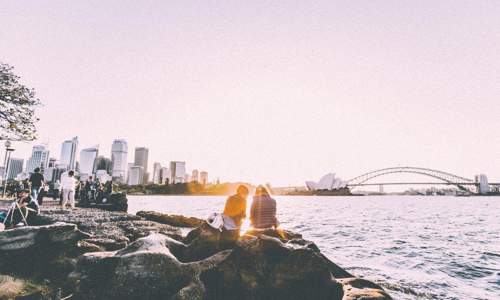 澳洲打工度假,澳洲留學