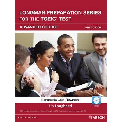 多益準備攻略及推薦用書 - Longman Preparation Series for the New TOEIC Test: Advanced Course