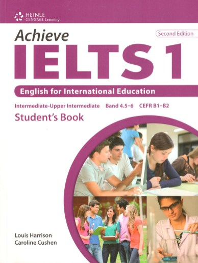 雅思用書:Achieve IELTS 1: English for International Education