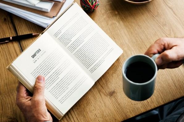 寫作必須仰賴大量閱讀