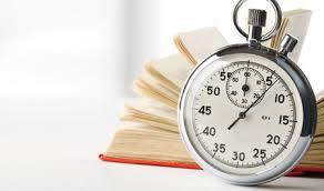 IELTS reading timing