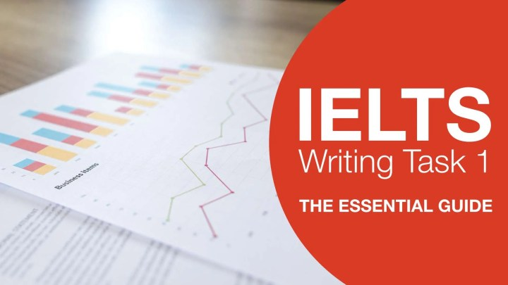IELTS Writing Task 1