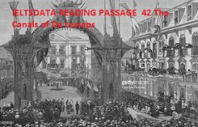 IELTSDATA READING PASSAGE  42 Thе Canals оf De Lesseps