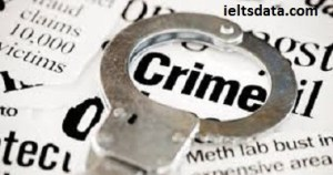 Many people are afraid to leave their home because of crime. Some believe that more action should be taken to prevent crime. While others feel that little action can be done to stop crime. What is your view?
