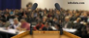 In the past, lectures were used as a way of teaching large numbers of students, but now with the development of technology for education, many people think there is no justification for attending lectures. To what extent do you agree or disagree?