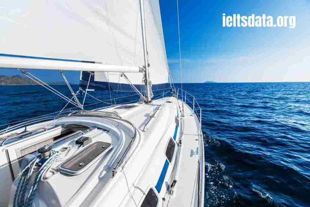 Boats IELTS Speaking Part 1 Questions With Answers (1)