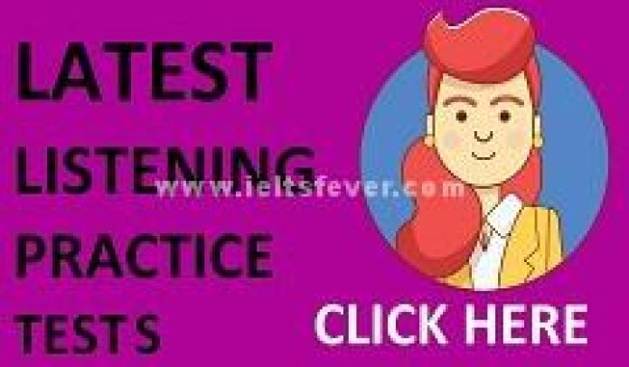 FORM FILLING LESSON LISTENING TIP IELTS EXAM