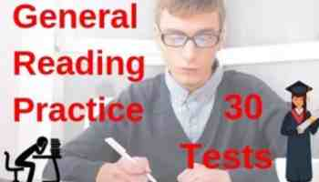 Free Reading Practice Tests 1 to 35 with Answer Ielts Exam
