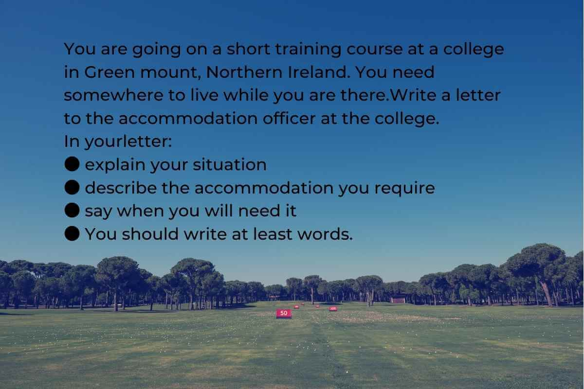 Short Training Course at a College in Green Mount