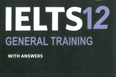 Cambridge IELTS 12 General Training Module PDF and Audio