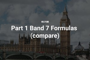 Part 1 Band 7 Formulas (compare)