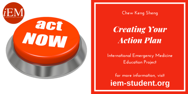 Action Plan – International Emergency Medicine Education Project