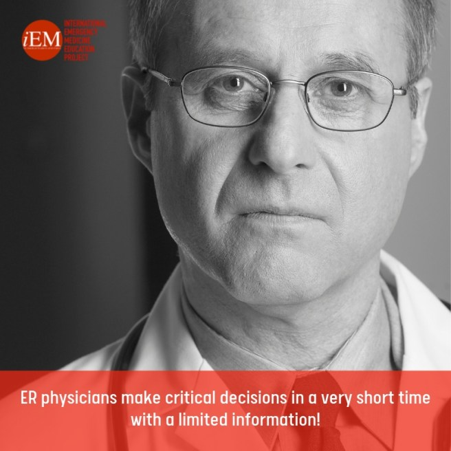 ER physicians make difficult decisions