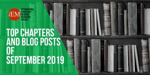 Top chapters and blog posts of September 2019