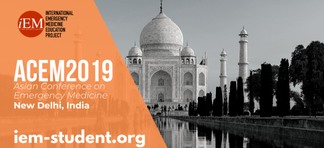ACEM 2019 and increadible India