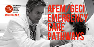 emergency care pathways