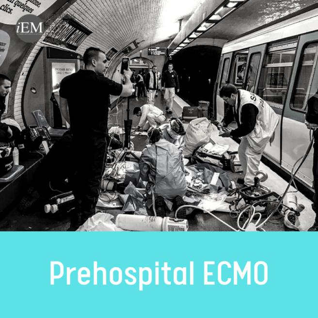 prehospital ecmo-cpr