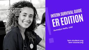 Intern Survival Guide - ER Edition