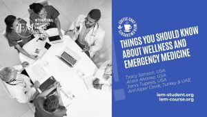 things you should know about wellness and emergency medicine