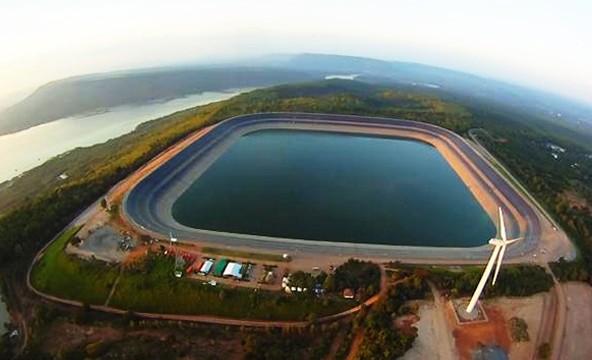 โรงไฟฟ้าพลังน้ำ