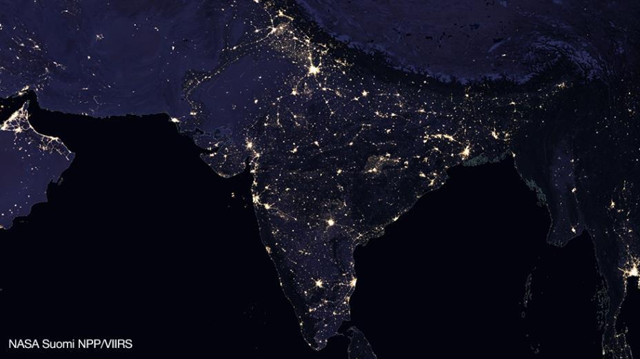 สภาวะมลพิษทางแสงสว่าง