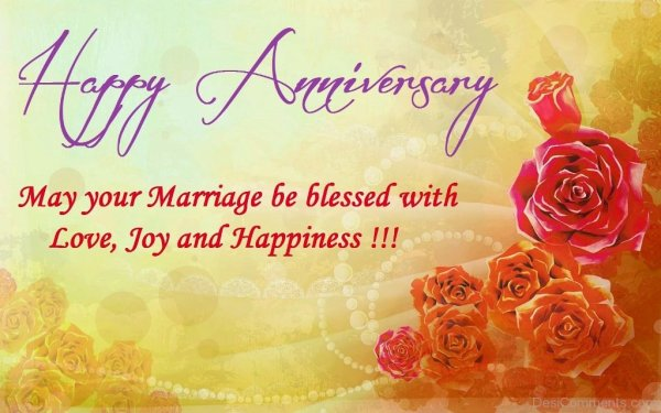 Wedding Anniversary Pictures