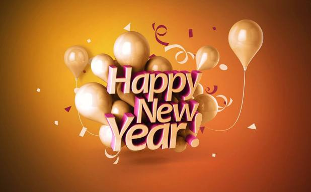 Happy New Year Quotes 2018 in English